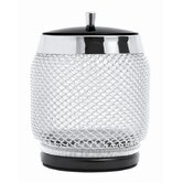 Mixology Deco Mesh Ice Bucket with Lid