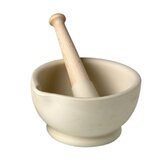 "Milton Brook 12.5"" Mortar and Pestle"