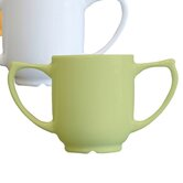 Dignity 9 oz. Two Handled Mug
