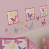 Butterfly Block Decal