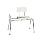 Snap N Save Sliding Transfer Bench with New Locking Mechanism