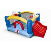 Jr. Sports 'n Slide Bounce House