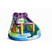 2-in-1 Wet'N Dry Bouncer