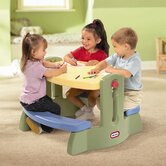 Adjust n Draw Kids' Activity Table and Chair Set