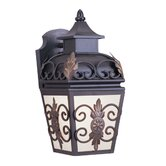 "Berkshire 13.5""  Outdoor Wall Lantern in Bronze"