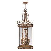 Savannah 9 Light Foyer Pendant