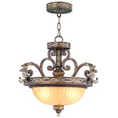 Seville Convertible Inverted Pendant