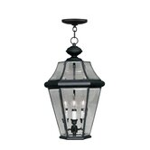 Georgetown 3 Light Foyer Pendant