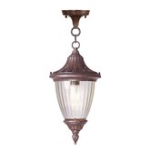 Townsend Outdoor Hanging Lantern in Imperial Bronze
