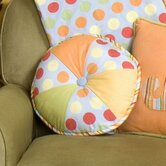Lollipops Pie Pillow