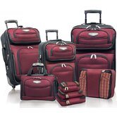 Amsterdam II 8 Piece Luggage Set