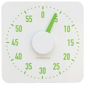 Kitchen Timer in White