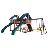 Sequoia Swing Set