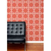 Asian Trellis Wallpaper by Aim&eacute;e Wilder