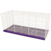 Chew Proof Rabbit Cage 36""