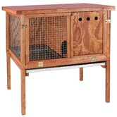 Deluxe Rabbitat Hutch