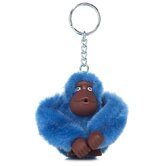 Basic Solid Sven Medium Monkey Keychain