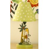 Paradise Decorator Lamp and Shade