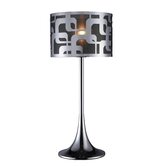 Blawnox Table Lamp in Chrome