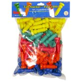 Tall - Stacker Pegs - 100 Pack