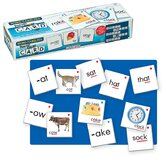 Word Families Wall Pocket Chart Card Set