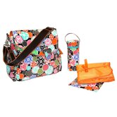 New Flap Bag Messenger Diaper Bag Set