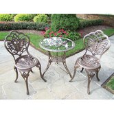 Oakland Living Bistro Sets