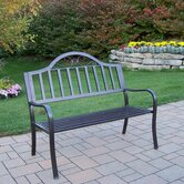 Rochester Iron Garden Bench