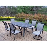 Cascade 7 Piece Dining Set