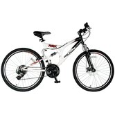 Men's 21-Speed RMK Dual Suspension Mountain Bike