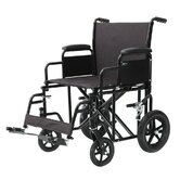 "22"" Heavy Duty Transport Chair"