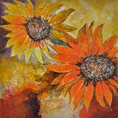 Sunburst Flower I