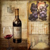 Vintage Classico II Canvas Wall Art