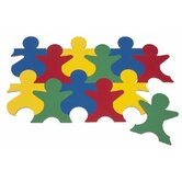 People Shape Puzzle