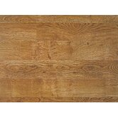 QS 700 7mm Golden Oak Double Plank Living Surface