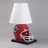 NFL Deluxe Helmet Lamp