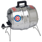 MLB Keg-A-Que Gas Grill