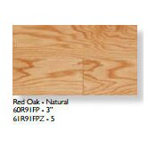 Stair Nose Red Oak in Natural