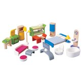 Dollhouse Modern Furniture Set