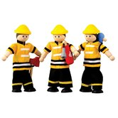 Dollhouse Fire Fighter Set