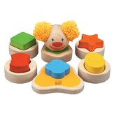 Preschool Stacking Clown