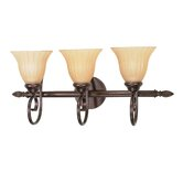 Moulan  Vanity Light in Copper Bronze