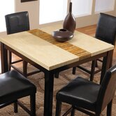 Trinity II 5 Piece Counter Height Dining Set