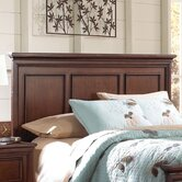 Heritage Oak Panel Headboard
