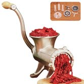 Number 22 Manual Meat Grinder