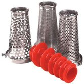 Weston Sauce Maker & Strainers