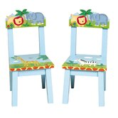 Safari Extra Kid's Chair (Set of 2)