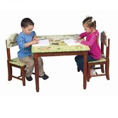 Papagayo Table and Chair Set by Lambs and Ivy