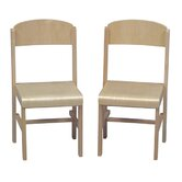 Woodscape Kid's Desk Chair (Set of 2)
