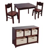 Classic Kids 4 Piece Furniture Set